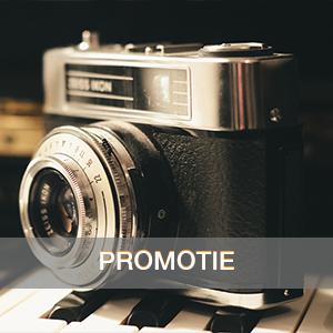 PROMOTIE - VIDEO / VLOG